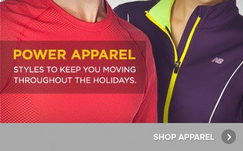 Power Apparel - Shop Now