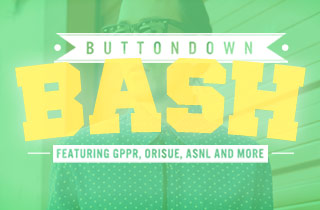 Buttondown Bash