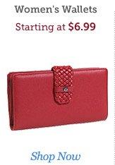 Shop Women's Wallets