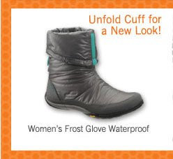 Women's Frost Glove Waterproof