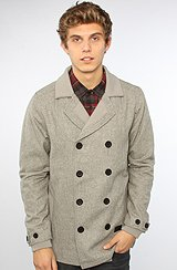 The Griff Jacket in Light Grey