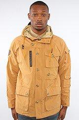 The Natchez Trace Field Jacket in Ochre