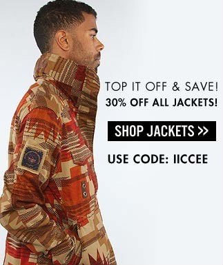 30% off jackets