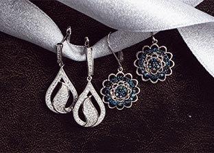 Silver Weekend: Earrings