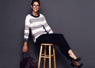 George & Martha Women's Sweaters