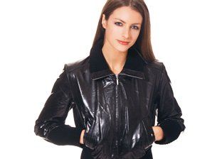 Noly Fuentes Leather Jackets