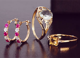 Gold Jewelry under $99