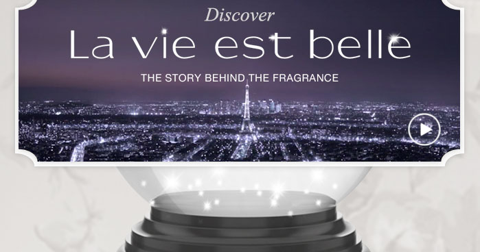 Discover La vie est belle | THE STORY BEHIND THE FRAGRANCE