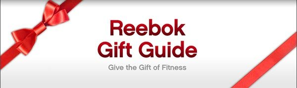 Reebok Gift Guide | Give the Gift of Fitness