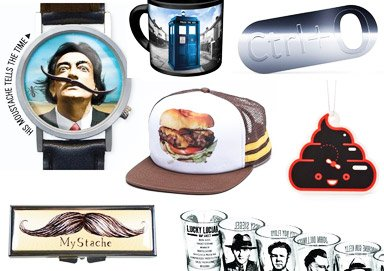 Shop Humorous Gifts & Gadgets ft Toddland