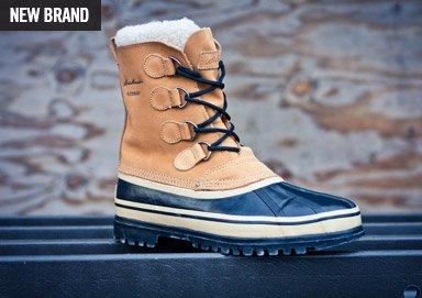 Shop Eddie Bauer: Blizzard-Ready Boots