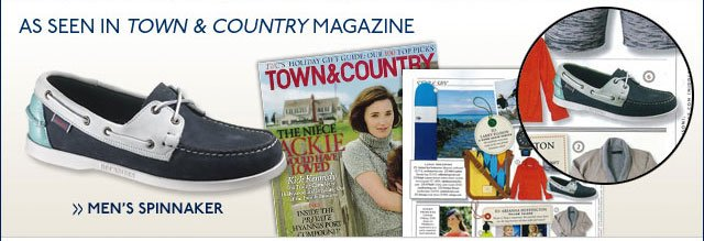 Men's Spinnaker - As Seen in Town & Country