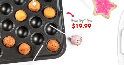 Bake Pop™ Pan $19.99