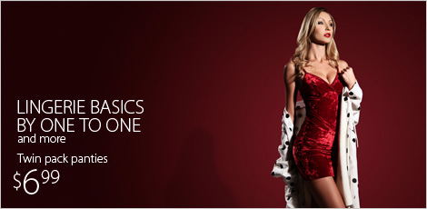 Lingerie Basics By One to One and More