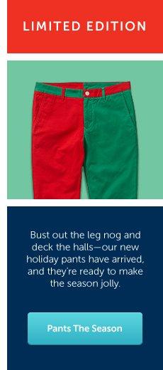 Pants The Season