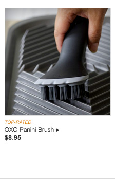 TOP-RATED -- OXO Panini Brush -- $8.95