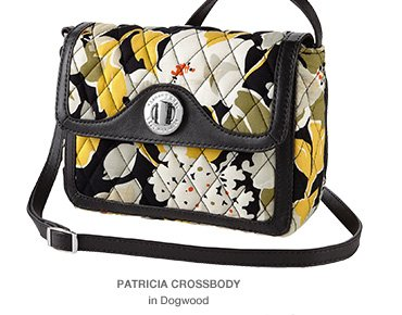 Patricia Crossbody in Dogwood