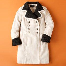Warm For Winter: Women's Coats