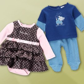 Snuggly Sweet: Infant Apparel