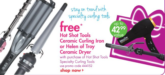 free* Hot Shot Tools