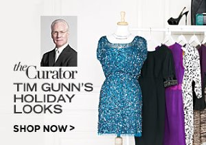 The Curator: Tim Gunn's Holiday Looks