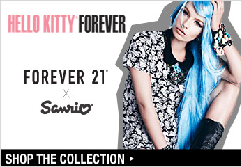 Hello Kitty Forever Collection - Shop Now