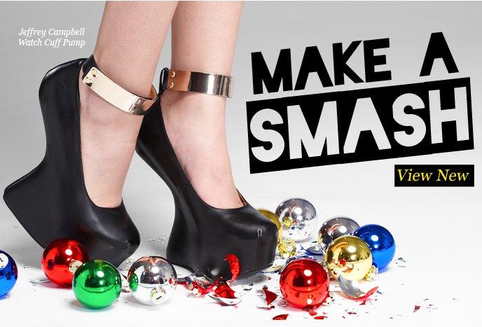 MAKE A SMASH