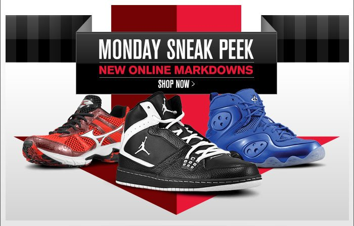 New Online Markdowns
