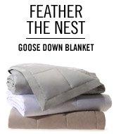 Goose Down Blanket