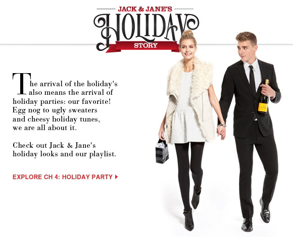 SHOP HOLIDAY PARTY