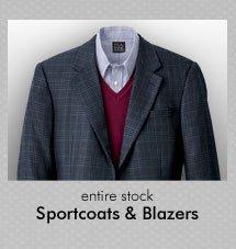 Sportcoats & Blazers