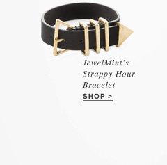 Strappy Hour Bracelet