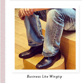 Business Lite Wingtip