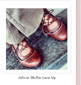 Jalicia Ghillie Lace Up