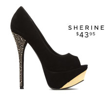 Dazzle All the Way This Holiday Season - Shop Pumps