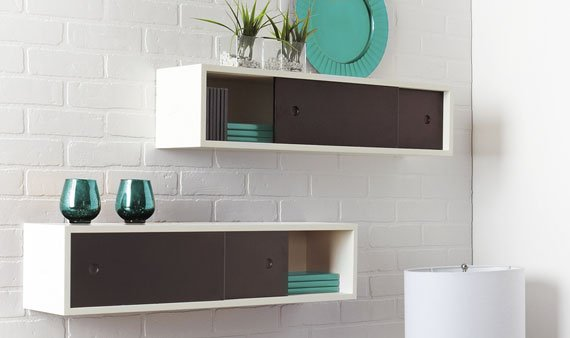 Functional Wall Decor by Nexxt  - Visit Event