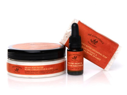 Argan oil combats free radicals like no other; its antioxidant qualities actually surpass that of vitamin E!