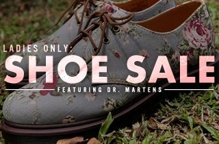 Ladies Only: Shoe Sale