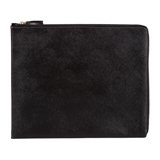 Paul Smith Wallets - Black Saffiano Leather iPad Case