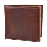 Paul Smith Wallets - Metallic Gold Interior Billfold wallet