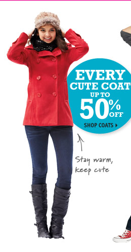 EVERY CUTE COAT