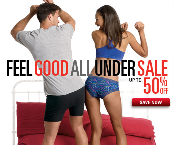 Feel Good All Under Sale