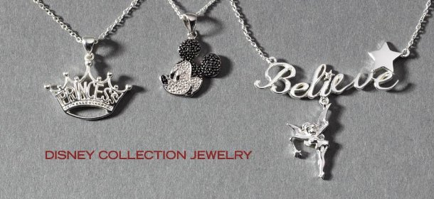 DISNEY CHARACTER JEWELRY, Event Ends November 23, 9:00 AM PT >