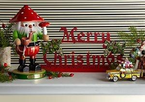 A Very Merry Christmas: Décor by Kurt Adler