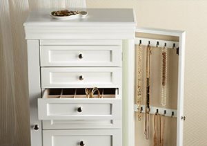 Jewelry Armoires from Dalton Home