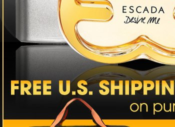 FREE U.S. SHIPPING on purchases of $50 or more.