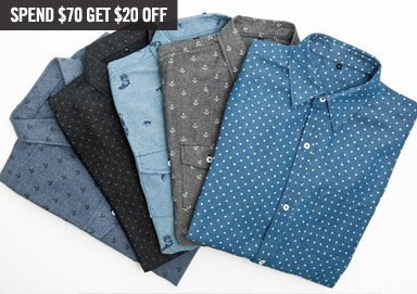 Shop Best Dressed Shirts & Ties