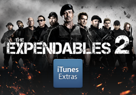 The Expendables 2 - (ITUNES EXTRAS)