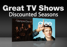 Great TV Shows - Discounted Seasons