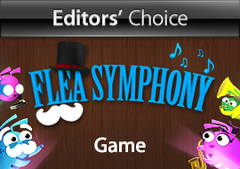 Editors' Choice: Flea Symphony - Game